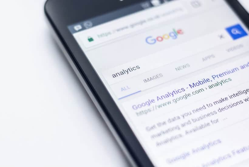 Keywords Everywhere can display additional information in your Google Search Results