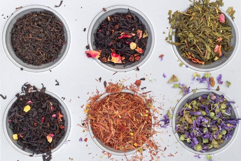 Variety of teas while comparing the free SEO tools available