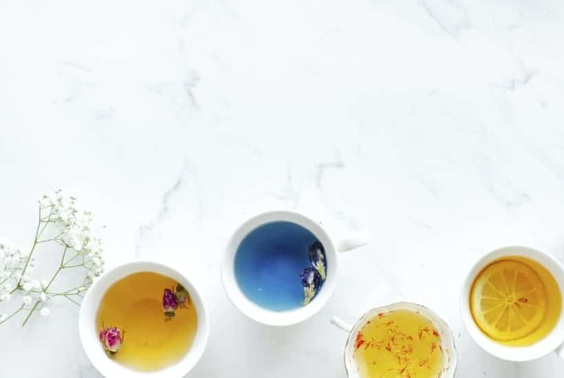 4 cups of tea while organizing SEO terms
