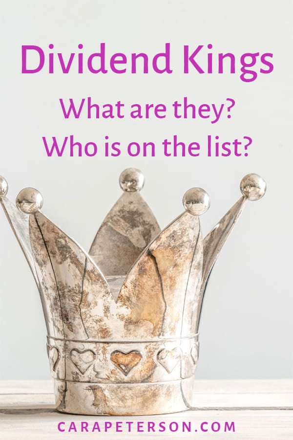 Dividend Kings (2019): Who is on the list?