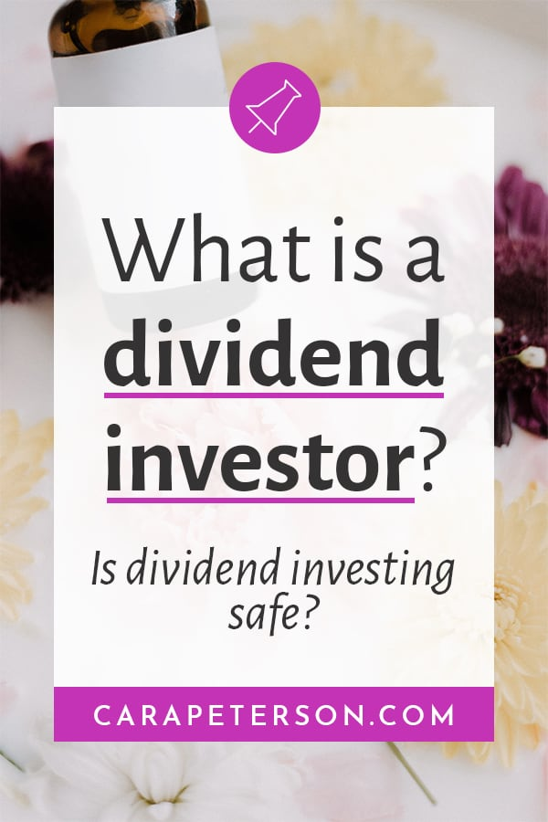 What is a dividend investor? Is dividend investing safe?