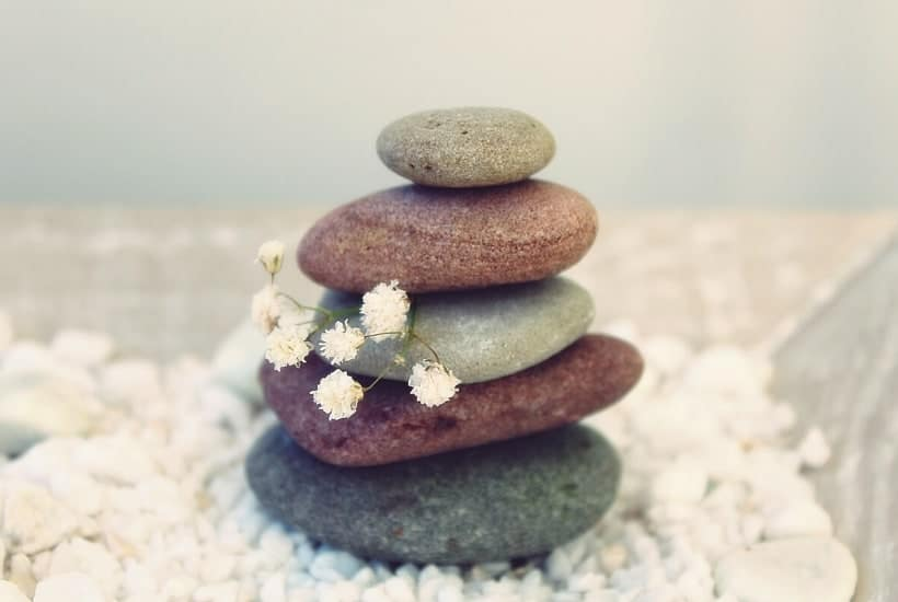 5 flat stones to consider what is holistic wellness